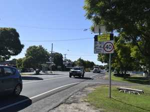 LETTER: Turf St school sign in the wrong