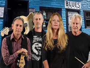 Four local musos who have a passion for the Blues!