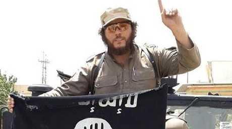 Australian Islamic State terrorist Khaled Sharrouf.