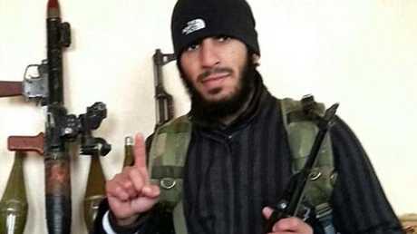 Australian Islamic State terrorist Mohamed Elomar.