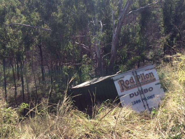 A truck careened off the Toowoomba Range on the morning of June 5, 2017.