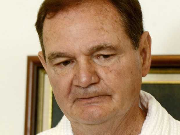 The ex-politician was scheduled to appear in the Brisbane Magistrates Court on his latest charges on Tuesday morning.