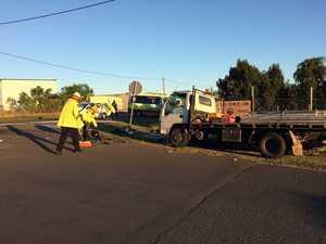 East Bundaberg crash