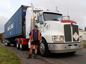 Tassie Truckin' : Phil Baldock