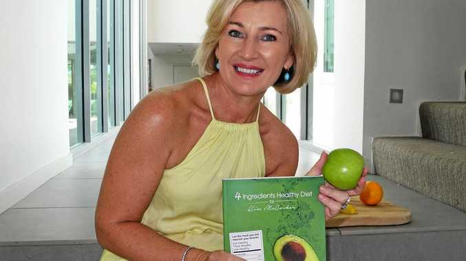 HOUSEHOLD NAME: Author of 4 Ingredients Kim McCosker beat out seven other short-listed authors at the Gourmand World Cookbook Awards in China.