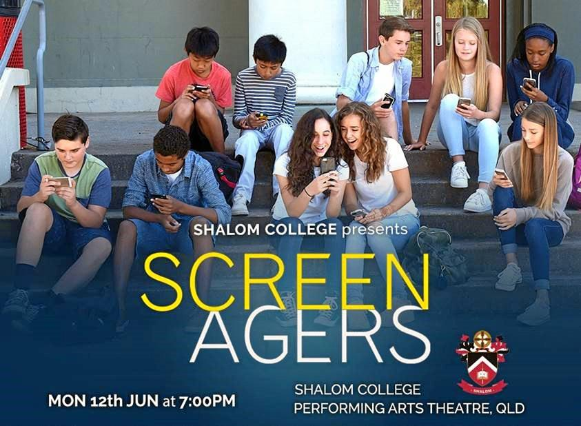 Screenagers explores the issue of technology.
