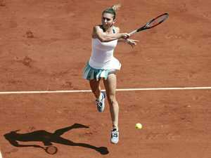 Aussie coach helping Simona Halep find her best