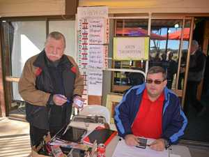 Brisk business at races and bookie wants more TAB days