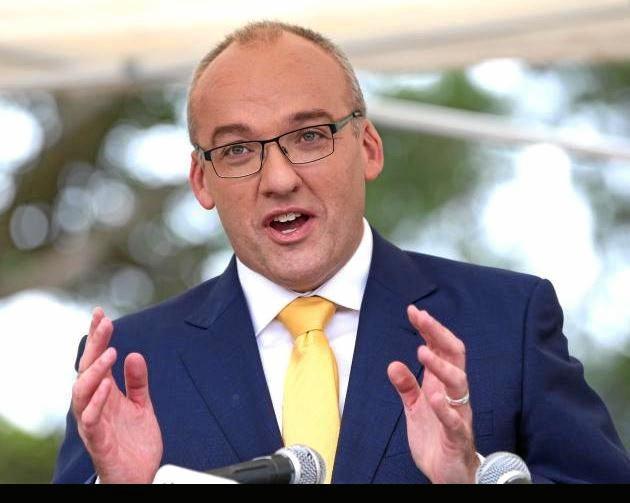 NSW Opposition leader and Labor leader Luke Foley.