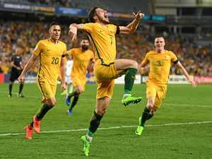 Socceroos walking a tightrope on road to Russia
