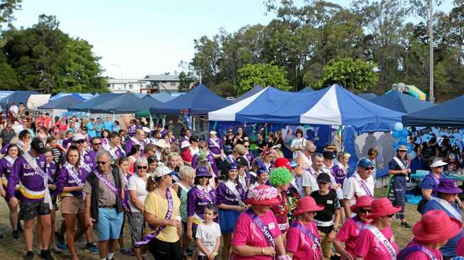 PREMIUM SPACE: Relay for Life is one of the big community events that makes use of Hervey Bay's Seafront Oval.