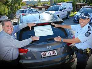 Art competition drives home road safety to kids