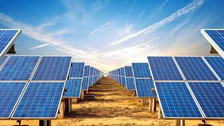 The sun is shining on CQ's solar energy prospects.
