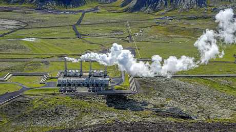 GEOTHERMAL: A geothermal plant is on the horizon for CQ.