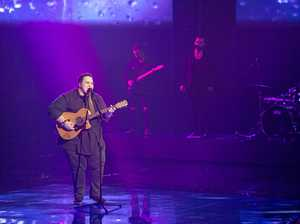 Laidley's Judah Kelly tipped to win The Voice
