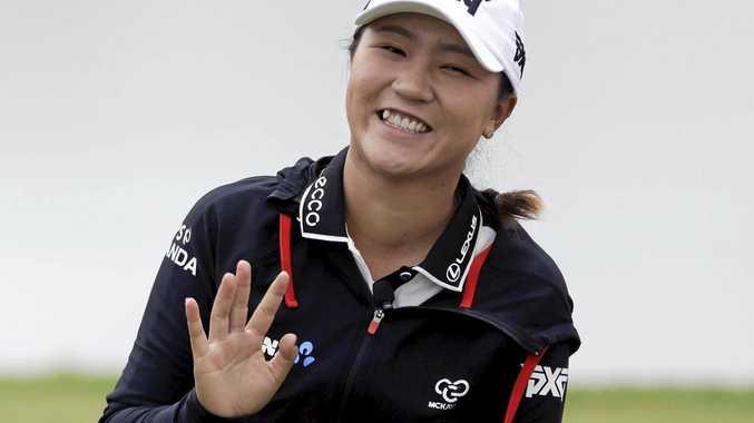 Lydia Ko, of New Zealand, is still ranked No.1 despite the LPGA Tour saying last week Ariya Jutanugarn would take top spot.