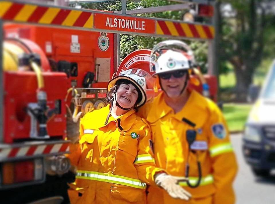 VALE JENNY HANKINSON: RFS member of  Alstonville/Wollongbar Brigade, Ms Hankinson died when she suffered a significant, unexpected and irreversible brain bleed and collapsed.