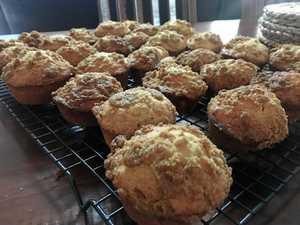 My Smoko Break: Best banana muffins you'll ever try
