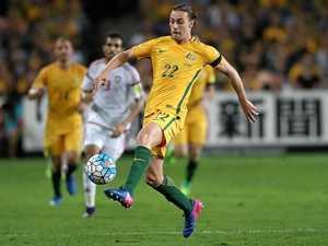 Socceroos star has no regrets over snubbing China move