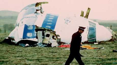 Teh downing of Pan Am flight 103 near Lockerbie in Scotland in 1988 killed all 259 passengers and crew as well as 11 people on ground.