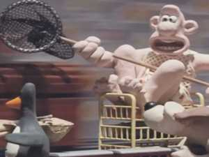 Wallace from Wallace and Grommit dies