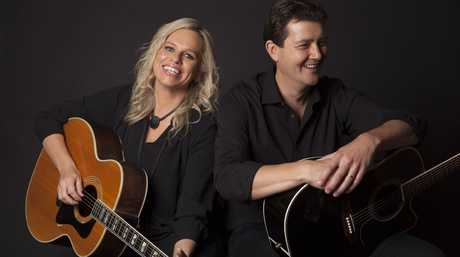 Beccy Cole and Adam Harvey are touring together to perform songs from their album Great Country Songbook Vol 2.