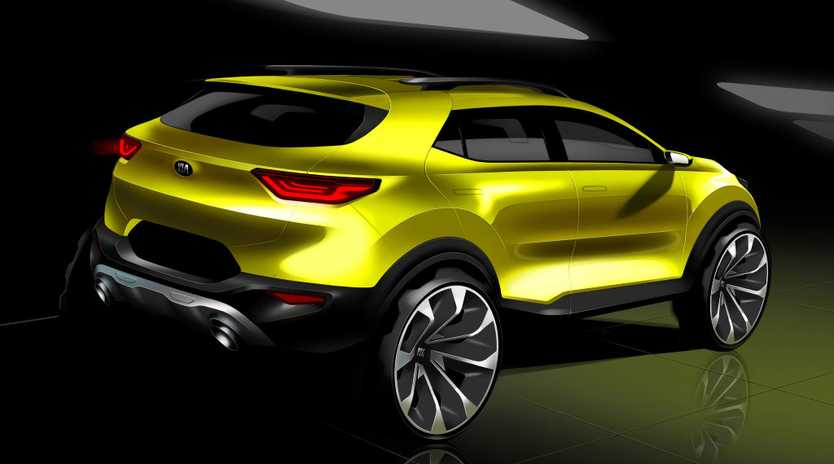 CONCEPT: Urban compact SUV Stonic revealed and goes on sale later this year, but Kia Australia won't be bringing it here