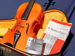Rare orchestral music treat in Mullumbimby