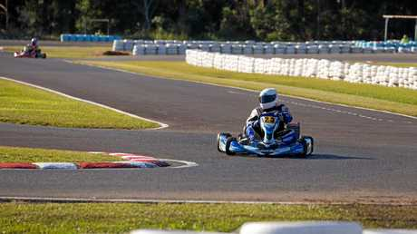 LAP IT UP: The Geoff King Over 40's Australian Kart Masters has now been given national status and renamed the Australian Kart Masters.