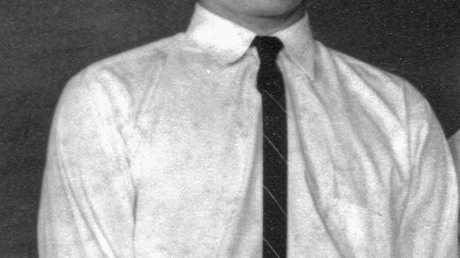 Danny Moore in 1965.