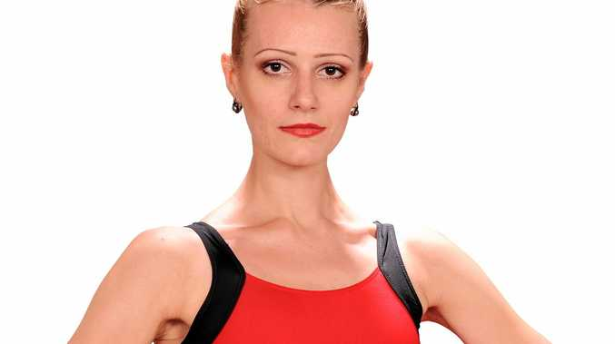 COMING SOON: Professional ballerina Elena Chebotar is hosting three days of dance workshops in Toowoomba.