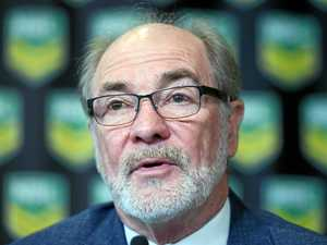 Grant quits as ARL commission chairman