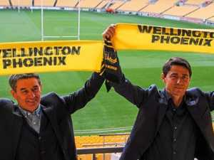New coaching team takes over at Wellington
