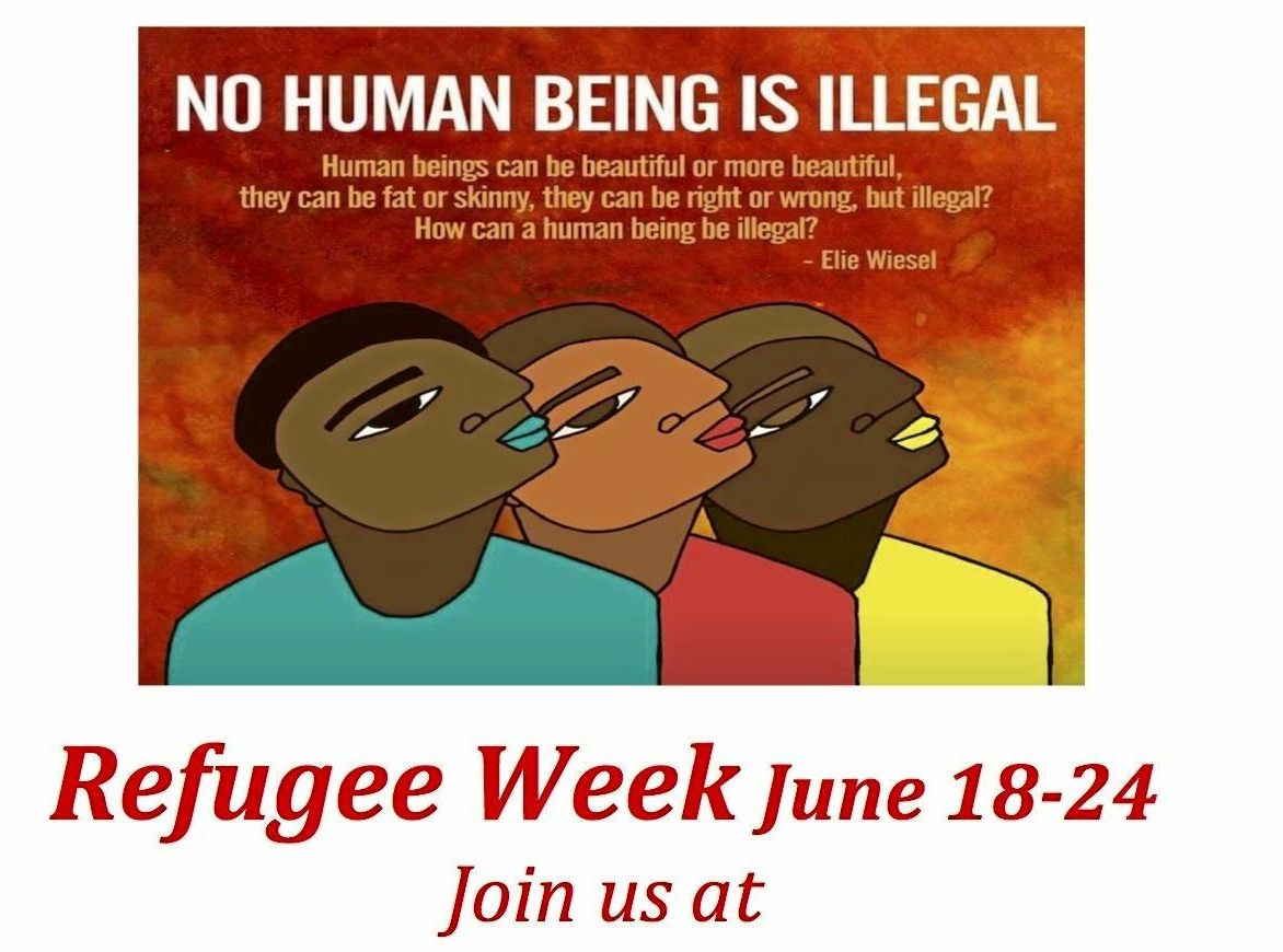Highlighting Refugee Week from June 18-24.