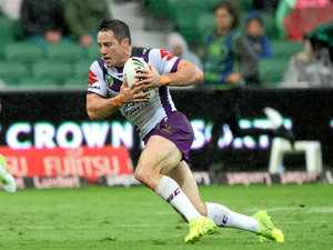 Storm coach to decide on fitness of Queensland backs