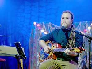 Medic's music makes waves in the region