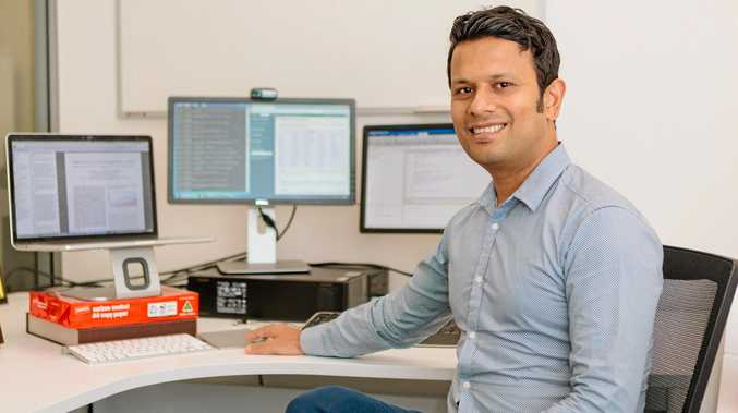 JOB: Dr Rajib Rana from USQ's Institute for Resilient Regions will chair the Queensland Computer Society chapter for IEEE.