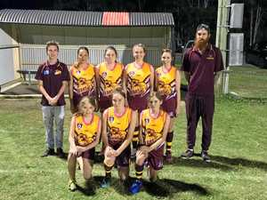 First youth girls comp another step towards women's league