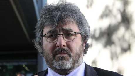 Brisbane barrister Sam Di Carlo