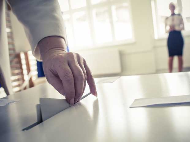 VOTING: The votes are being counted for the 2017 Queensland Election.