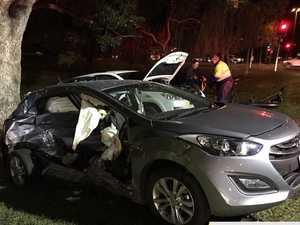 Multi-vehicle crash at intersection under investigation