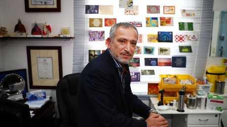 Muslim community leader Jamal Rifi. Legend. Picture: John Feder Source:News Corp Australia