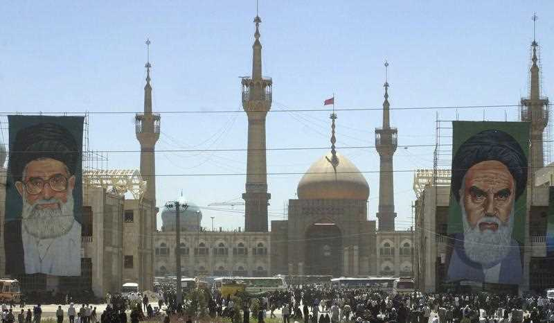 FILE PHOTO: Armed men have opened fire at the Iranian parliament and at the shrine of Ayatollah Khomeini in the capital Tehran on 07 June 2017, according to local media. A shooting and a suicide bombing inside Khomeini's mausoleum left at least four injured and one dead.