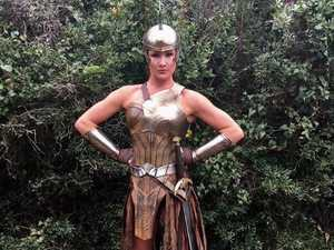 Coast's very own wonder woman takes on Hollywood