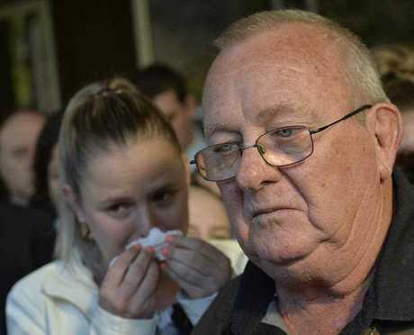 Slain nurse's husband dedicates his life to 'Gayle's Law'