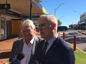 Small Business Minister Michael McCormack