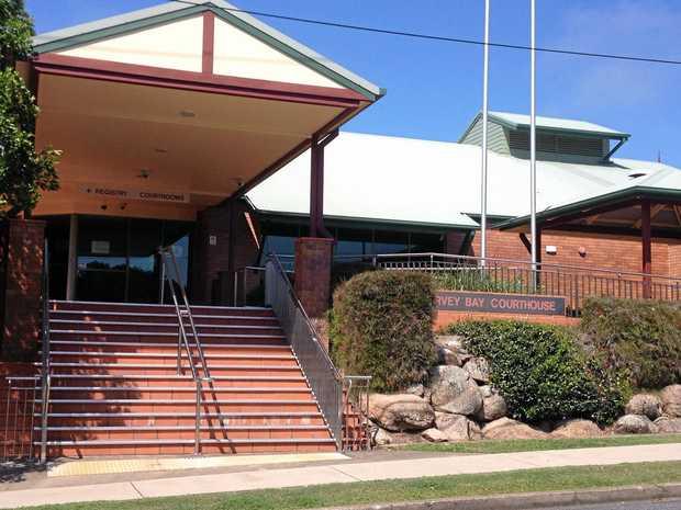 Hervey Bay courthouse.  Photo Tracey Joynson / Fraser Coast Chronicle