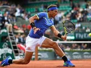 Nadal cruises through after opponent retires hurt