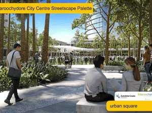 NEW DESIGNS: Inside Coast's $300m city heart project