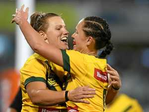 Mackay players named in Queensland Women's team